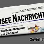 """Obersee-Nachrichten: """"Am Schmerkner Rockfest ist für alle etwas dabei"""""""