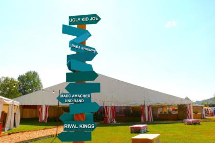 """Die ersten Bands sind bekannt: """"Ugly Kid Joe"""", """"Baba Shrimps"""", """"Rival Kings"""" und """"Marc Amacher und Band"""" besuchen das Rockfest 2017!"""
