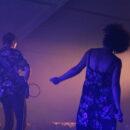 Marc Sway mit Tänzerin